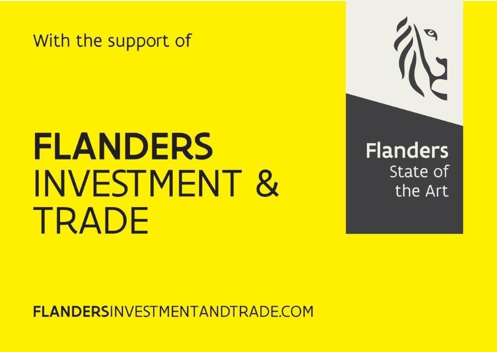 Flanders Investment & Trade logo - liggend